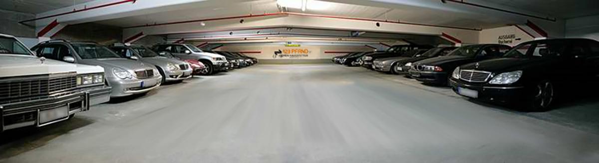 Autopfand Garage Stuttgarter Kfz-Pfandhaus